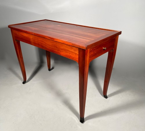 Furniture  - Desk attributed to S. Oeben for the Duke of Choiseul in Chanteloup