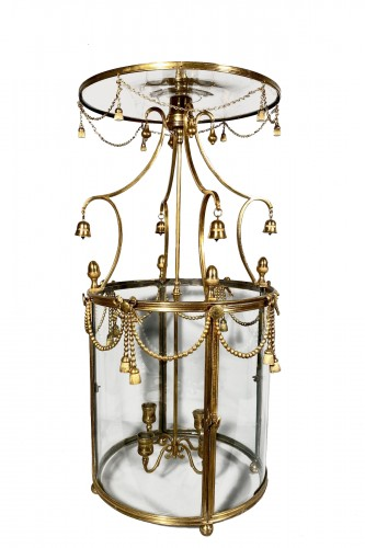 Lantern in pagoda, Paris Louis XVI period