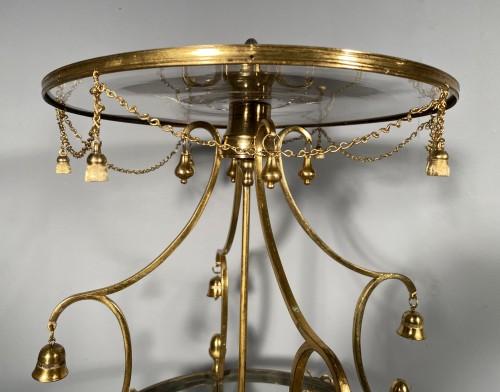 Lighting  - Lantern in pagoda, Paris Louis XVI period