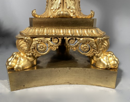 Four-light middle candelabra by Thomire circa 1820 -