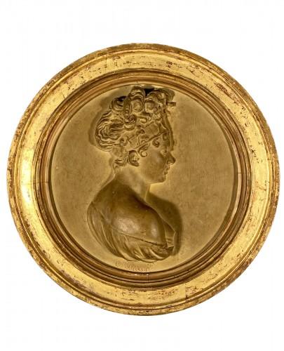 Juliette Récamier, terracotta, Atelier de Chinard circa 1800