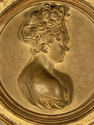 Juliette Récamier, terracotta, Atelier de Chinard circa 1800 -