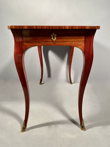 Louis XV - 18th coffee table by P. Migeon circa 1750