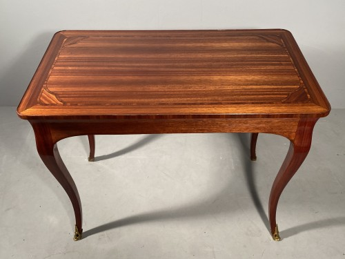 Antiquités - 18th coffee table by P. Migeon circa 1750
