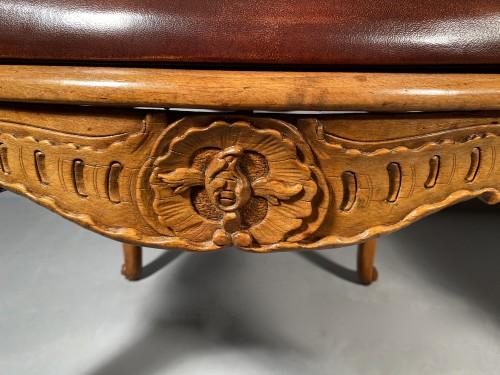Pair of armchairs by René Cresson, Paris around 1740 - Seating Style Louis XV