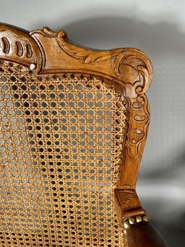 Seating  - Pair of armchairs by René Cresson, Paris around 1740