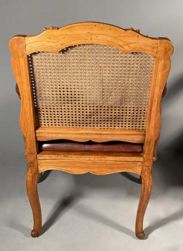 Louis XV - Pair of armchairs by René Cresson, Paris around 1740