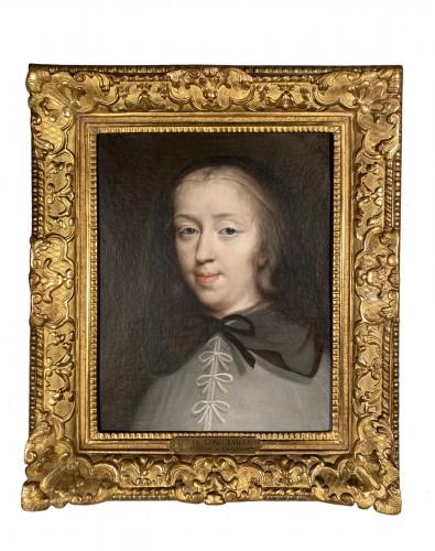 17th The Duchess of Longueville, Workshop of Ph. de Champaigne