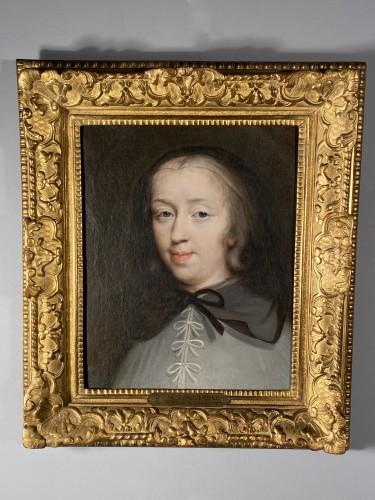 17th The Duchess of Longueville, Workshop of Ph. de Champaigne -