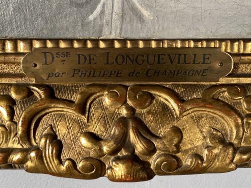 17th century - 17th The Duchess of Longueville, Workshop of Ph. de Champaigne