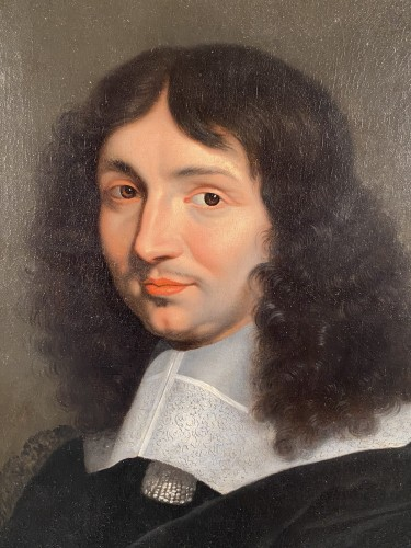 Paintings & Drawings  -  Jean Baptiste Colbert, monogrammed CL and dated 1662