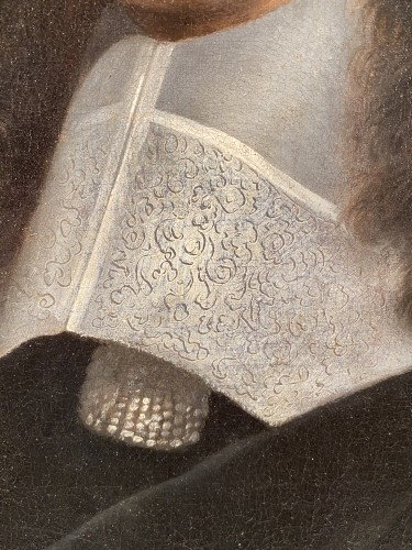 Jean Baptiste Colbert, monogrammed CL and dated 1662 -