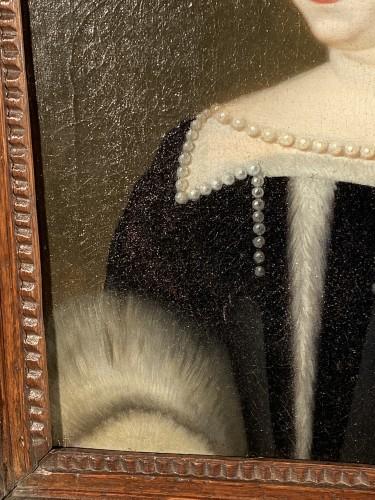 Antiquités - 17th, Diane de Poitiers, after F. Clouet