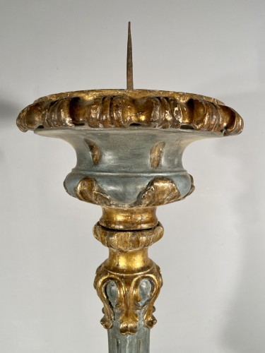 Louis XIV - Important palace candles, Provence ep Louis XIV