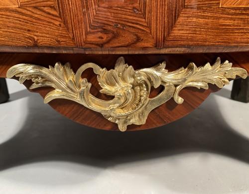 Furniture  - 18 th commode stamped P.Paul Charpentier, Paris circa 1750