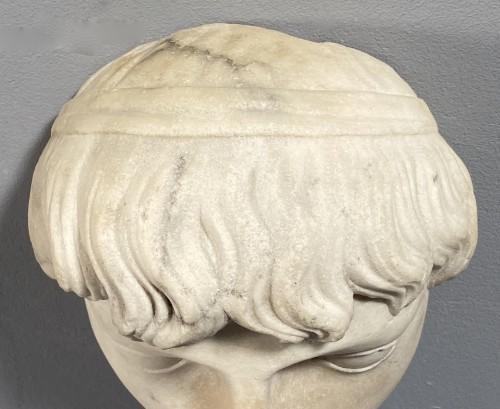 Marble fountain mask, Italy 16th century - Renaissance
