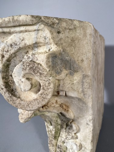 Antiquités - Carrara marble capital, Italy 16th century