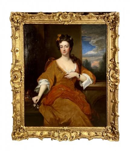 Portrait of a Princess circa 1690