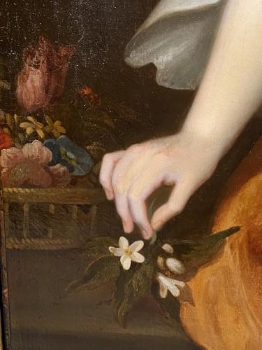 Paintings & Drawings  - Portrait of a Princess circa 1690