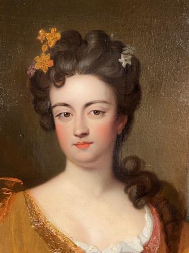 Portrait of a Princess circa 1690 -