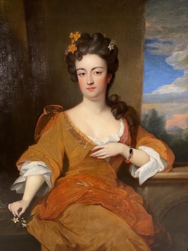 17th century - Portrait of a Princess circa 1690