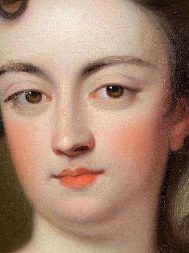 Louis XIV - Portrait of a Princess circa 1690