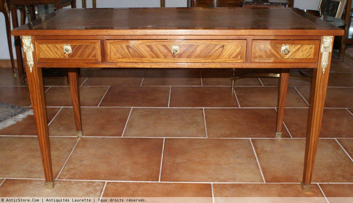 bureau et secr taire directoire antiquit s sur anticstore. Black Bedroom Furniture Sets. Home Design Ideas