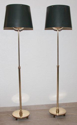 Luminaires ann es 50 60 antiquit s sur anticstore - Grandes lampes de salon ...