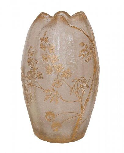 verrerie cristallerie art nouveau antiquit s sur anticstore. Black Bedroom Furniture Sets. Home Design Ideas