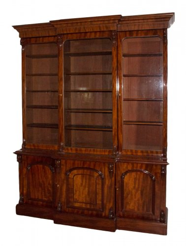 biblioth que ancienne antiquit s anticstore. Black Bedroom Furniture Sets. Home Design Ideas