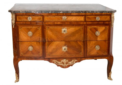 Commode Transition estampillée P-F GUIGNARD