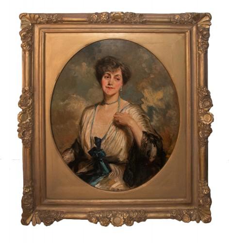 Princess Poniatowski - Jacques Émile Blanche (1861-1942)