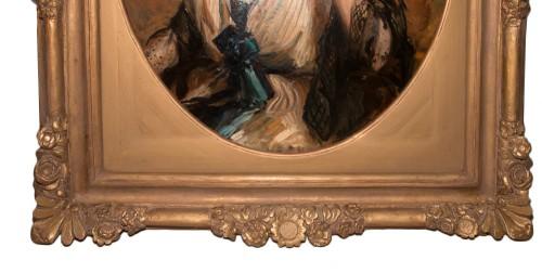 Paintings & Drawings  - Princess Poniatowski - Jacques Émile Blanche (1861-1942)