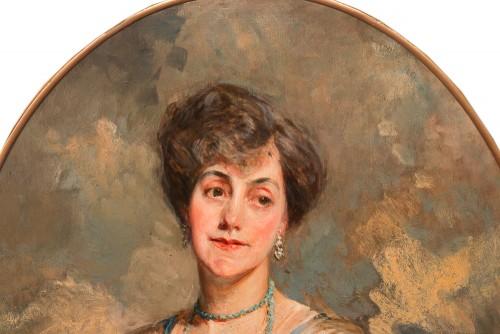 Princess Poniatowski - Jacques Émile Blanche (1861-1942) -