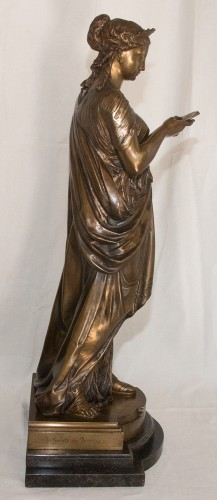 Antiquités - The reader - Jean-Louis Grégoire (1840-1890)