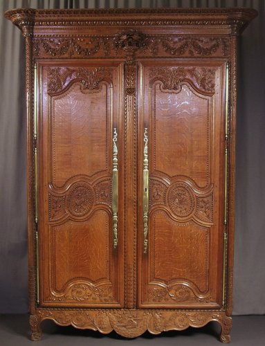 French Norman  ( bocage virois ) cabinet