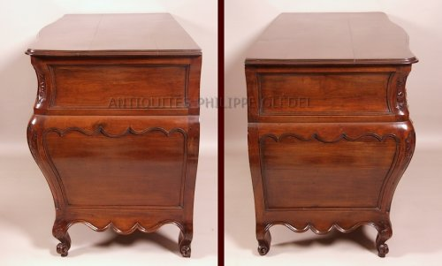 Mobilier Commode - Commode de port bordelaise en mancenillier
