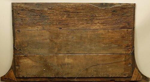 18th Century Chateau Wooden Door Top -