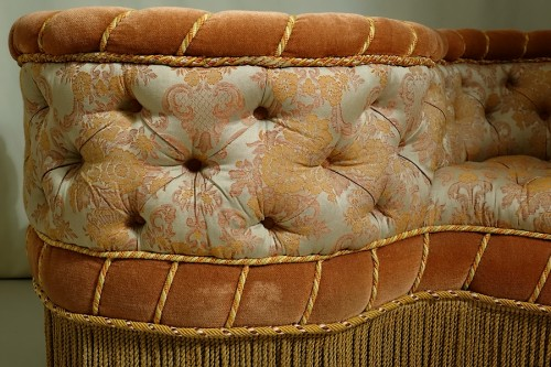 19th century - French Napoléon III sofa said confident