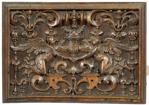 Masterpiece by Michel Lourdel - Rouen circa 1600