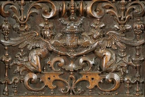 Masterpiece by Michel Lourdel - Rouen circa 1600 - Sculpture Style Renaissance
