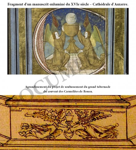 Renaissance - Masterpiece by Michel Lourdel - Rouen circa 1600