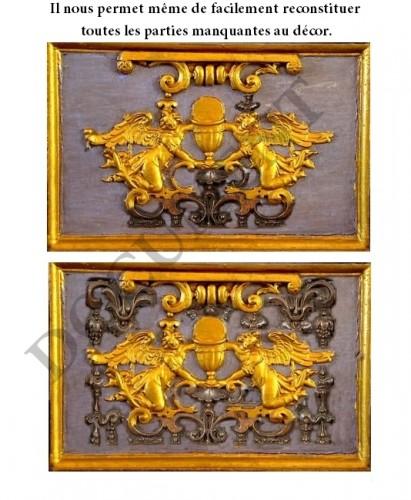Antiquités - Masterpiece by Michel Lourdel - Rouen circa 1600