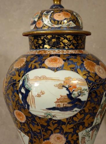 17th century - Large lided vase - Japan late 17th century