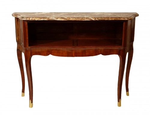 Louis XV period Parisian console table