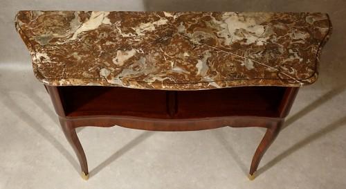 Louis XV period Parisian console table - Louis XV