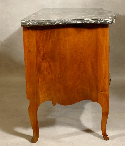Louis XV - Chest of drawers by Jean-Francois Hache - Grenoble 18th century