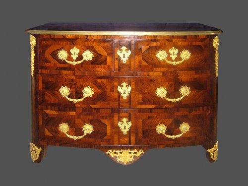 Marquetry commode, early 18th century