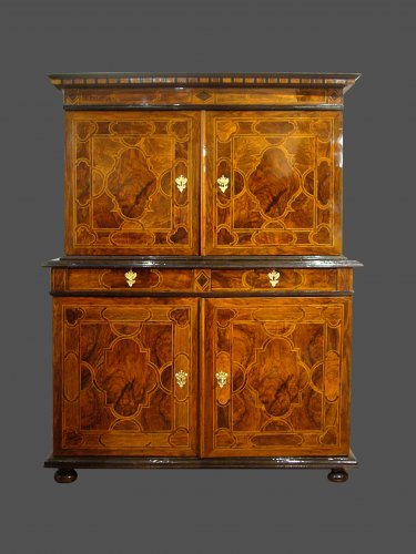 Cabinet, late 17th century