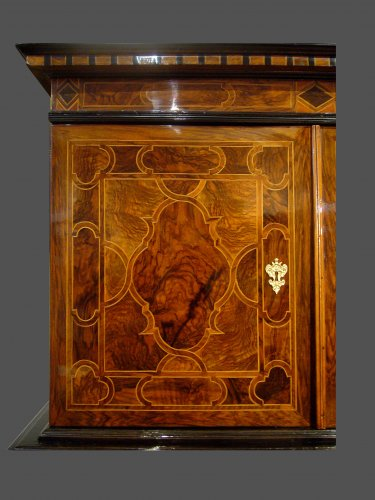 Cabinet, late 17th century -